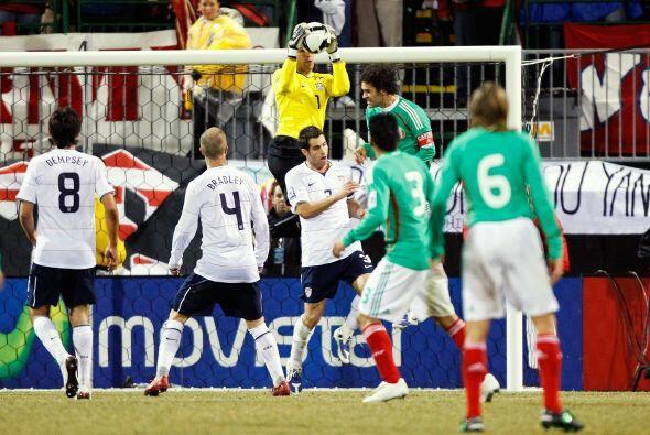 En 2009 durante el hexagonal final rumbo a Sudáfrica 2010, Rafael...