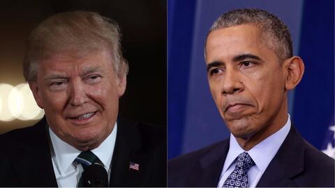 FBI niega que Obama espiara a Trump y revela que investiga posibles vínc...