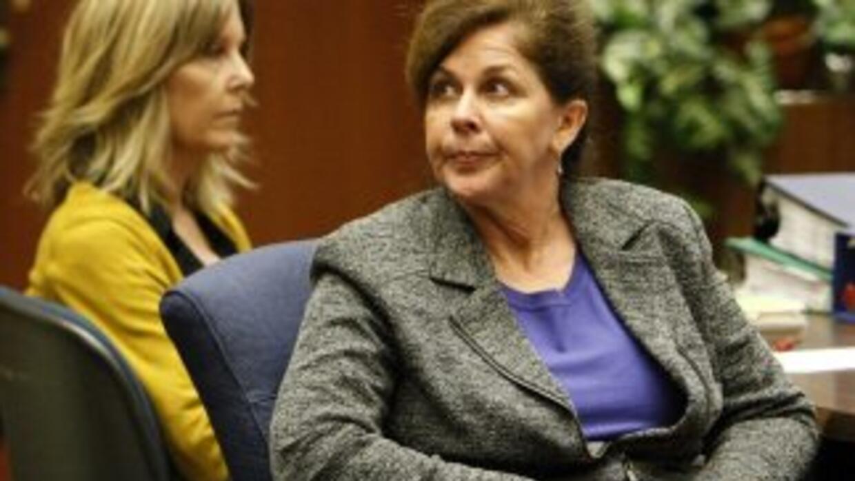 Angela Spaccia escuchó el veredicto de los 13 cargos de corrupción en su...