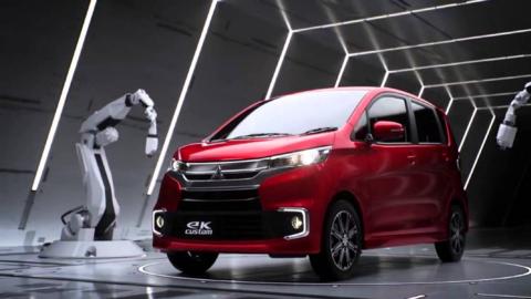 Los datos de consumo del Mitsubishi eK Space fueron falsificados por el...