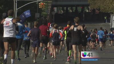 Exitoso el Maratón de la ciudad de Nueva York