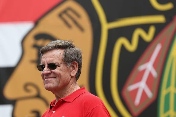 Rocky Wirtz, dueño del equipo, habló ante miles de seguidores y afirmó q...