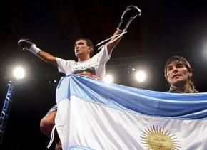 Narváez venció en Argentina.
