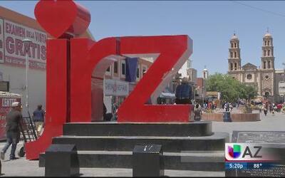 Ciudad Juárez se levanta de un oscuro periodo de violencia