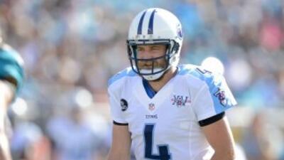 Ryan Fitzpatrick firmó con los Texans (AP-NFL).
