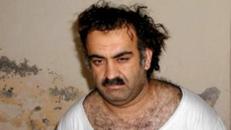 Khalid Sheik Mohammed, el autoproclamado autor intelectual de los ataque...