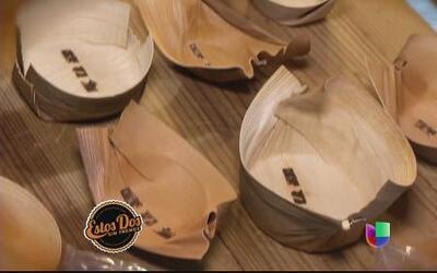 Se reinventaron con productos biodegradables y crearon los Yagua Bowls