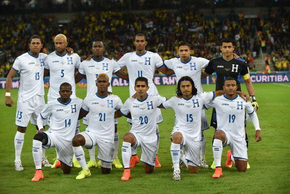 En cuanto selecciones nacionales se refiere el cuadro de Honduras fue qu...