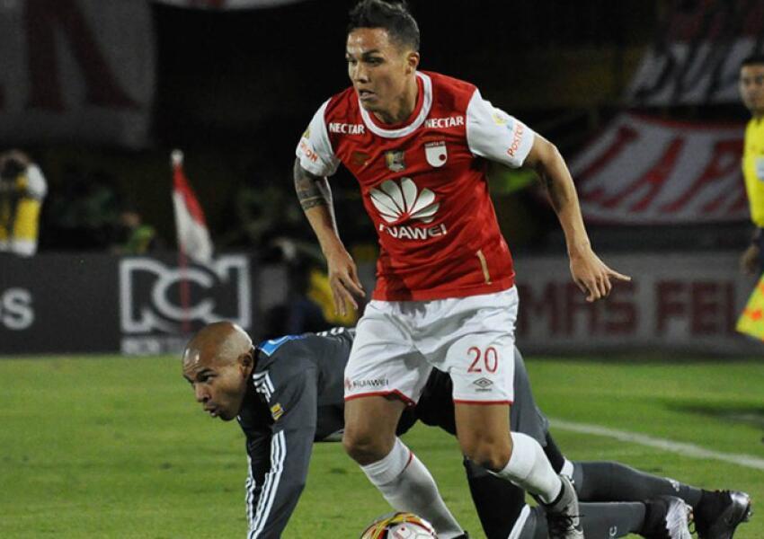 Independiente Santa Fe empató con Millonarios