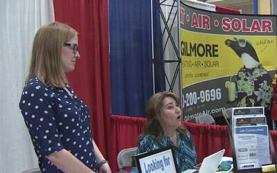 Feria laboral dirigida a veteranos en Sacramento
