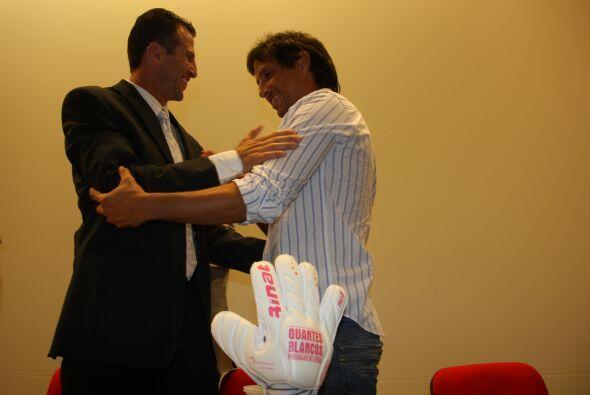 Nacho Hierro, ex del América, Chivas, Monterrey y ex seleccionado nacion...