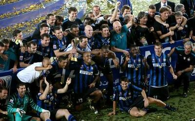 Inter se consagró Campeón del Mundial de Clubes luego de golear 3 a 0 al...