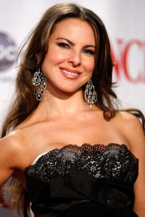"""Al parecer, Kate de Castillo es su """"pequeñita"""" consentida."""