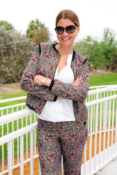 Claudia Zuleta se encargará de diseñar los trajes de baño que desfilarán...