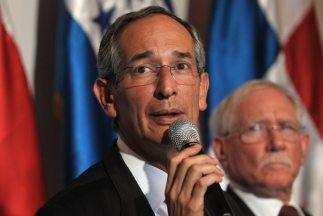 El presidente de Guatemala, Alvaro Colom, pidió la unión de los países d...