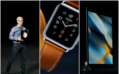 Lo nuevo de Apple