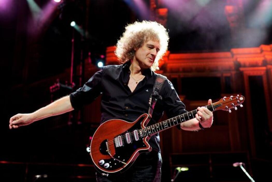 Brian May, guitarrista de Queen   Antes de entregarse por completo a la...