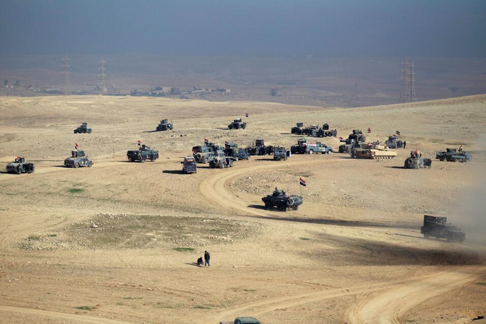 """ISIS aconseja a sus seguidores comprar armas en ferias de EEUU porque """"e..."""
