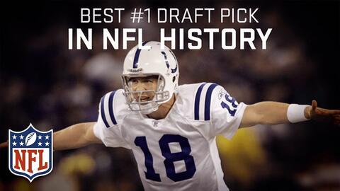 Las mejores selecciones del Draft en todos los tiempos | NFL #1-32