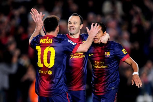 4-2 final para que el Barcelona derrotara al Betis y esté a un paos de f...