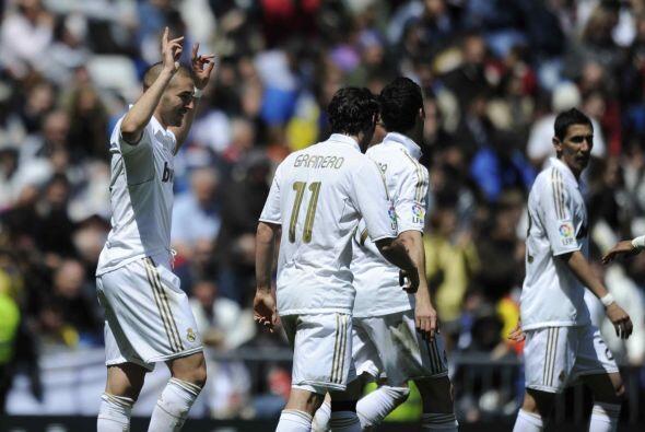 El atacante francés Karim Benzema se sumó a la lista de an...