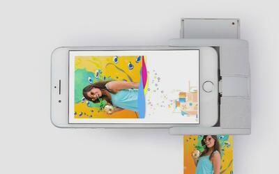 Conoce el dispositivo que convierte al iPhone en una impresora