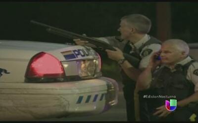 Pistolero abre fuego en Canadá y escapa