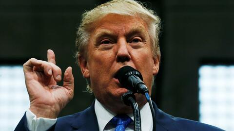 Donald Trump se podría unir a la lista de candidatos que no aceptaron su...