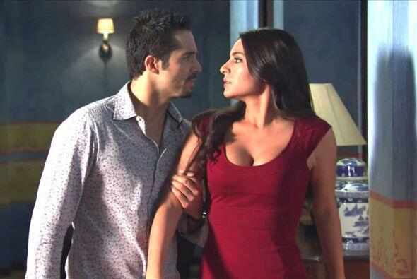 """En """"La Que No Podía Amar"""" la pareja protagónica estaba formada por Ana B..."""