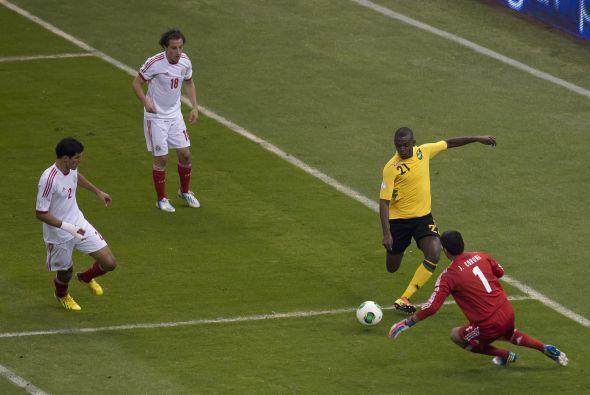 Después inició el Hexagonal Final de la CONCACAF donde comenzó la debacl...
