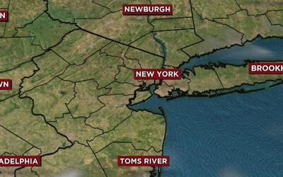 Bajas temperaturas y cielo nublado en Nueva York este miércoles