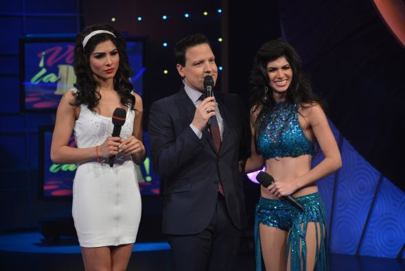 Alejandra Espinoza y Raúl González también tuvieron palabras de elogio p...