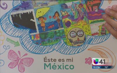 El consulado de México invita a niños a participar en el concurso de pin...