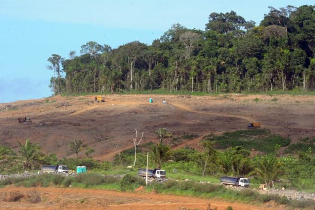 Belo Monte, temen los ambientalistas y los indígenas brasileños, lleva h...