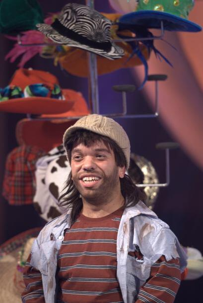 Él custodiaba los sombreros de don Francisco. ¿O acaso quería robarse uno?