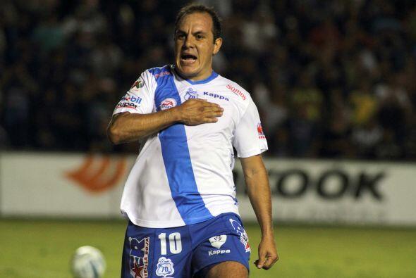 Cuauhtémoc Blanco es uno de los mexicanos con más seguidores con 1,438,926.