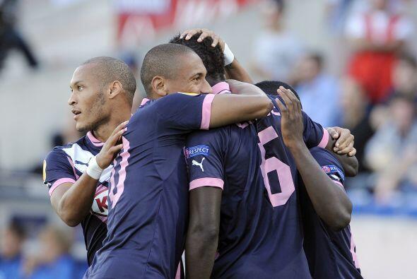 El Bordeaux francés no tuvo piedad del Brujas belga, al que derrotó por...