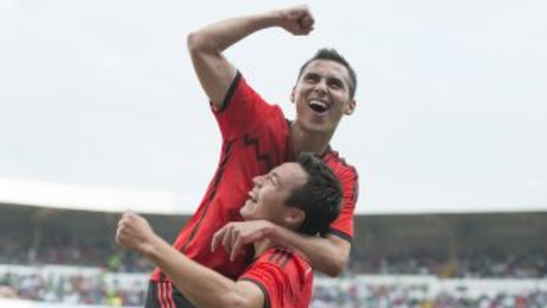 El 'Cubo' Torres anotó el gol que valió el triunfo.