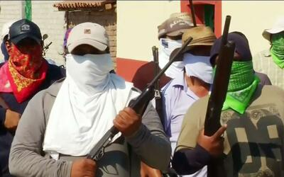 """Pobladores de San Miguel Totolapan aplican la ley del """"ojo por ojo"""" y ne..."""