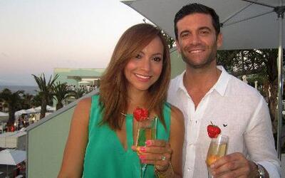 Satcha Pretto nos revela cuando se casa y algo que no esperábamos