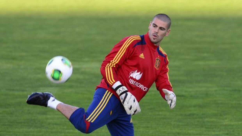 El cancerbero español jugaría con el Manchester United a partir de la pr...