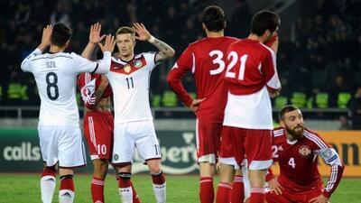 El conjunto aleman logró una importante victoria que calmó las críticas...