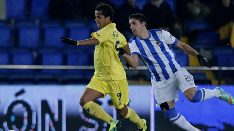 Dos Santos abrió el marcador y su gol fue clave para darle el triunfo al...