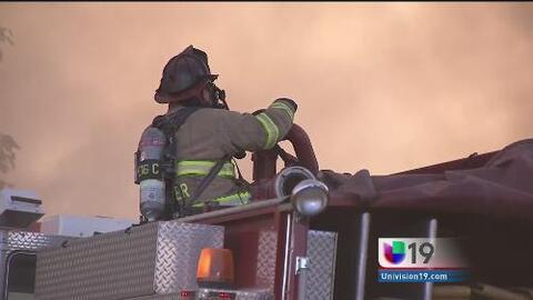 Investigan varios incendios en Modesto