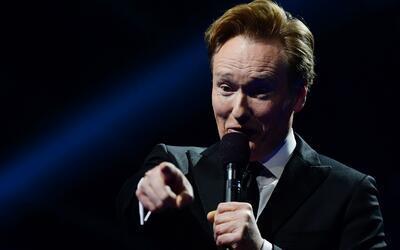 El comediante Conan O'Brien viajó a México para grabar un controvertido...
