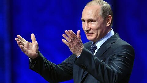 Vladímir Putin no expulsará a diplomáticos estadounidenses de Rusia tras...