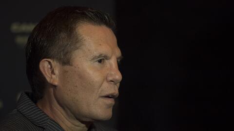 Julio César Chávez: a punto de recurrir al alcohol tras la dolorosa derr...
