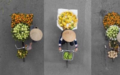 Hanoi street vendors