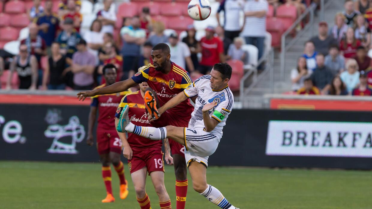 Aaron Maund, Real Salt Lake