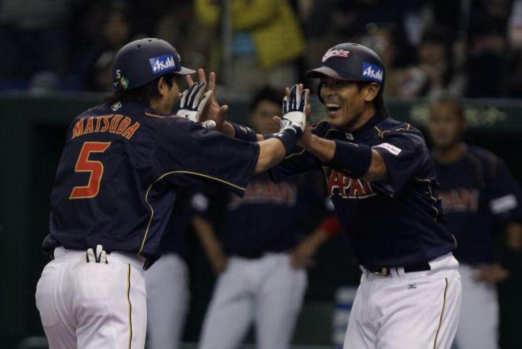 Japón, vigente campeón de la competición, venció con rotundidad (16x4) a...